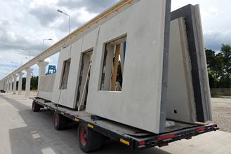 Prefabrykaty betonowe dla budownictwa mieszkaniowego