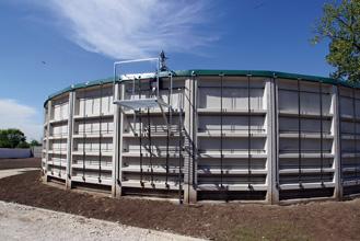 Zbiorniki Acontank 3m, 4m, C6, C8