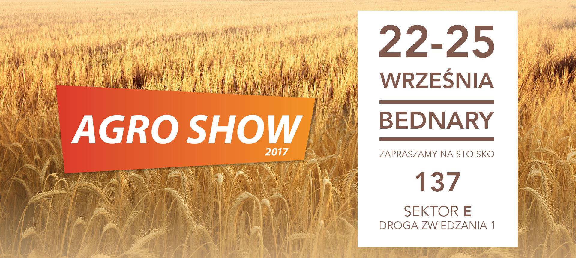 Targi Rolnicze Agro Show 2017 Precon Polska Bednary