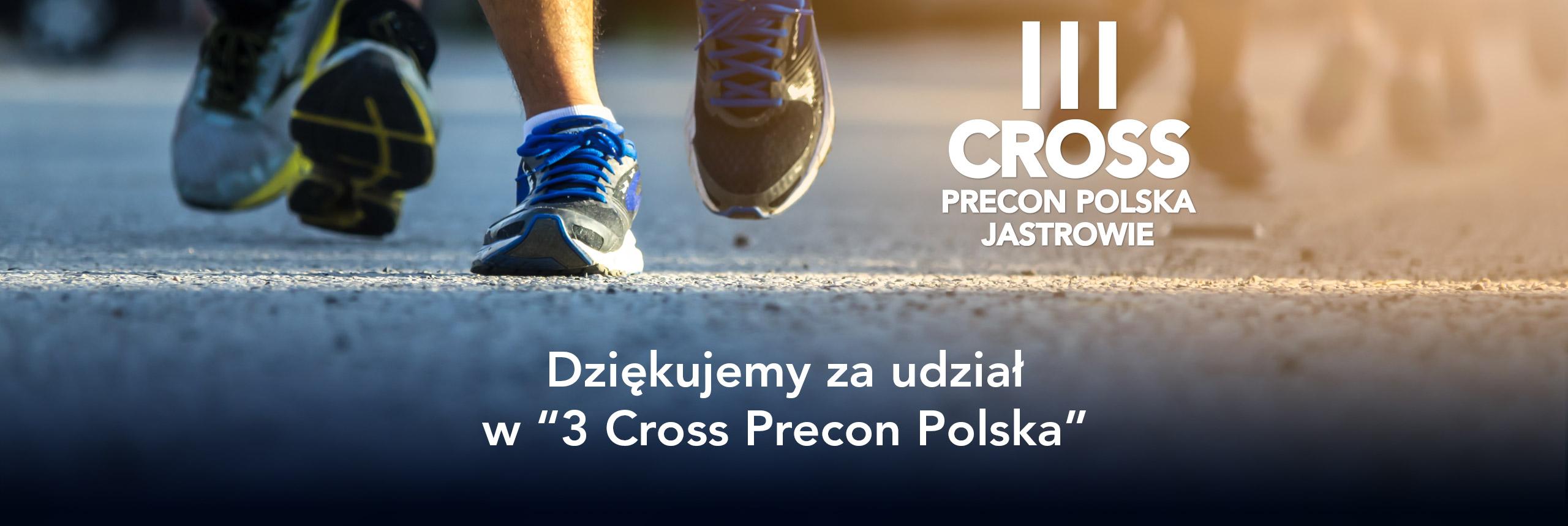 3 Cross Precon Polska Jastrowie Bieg