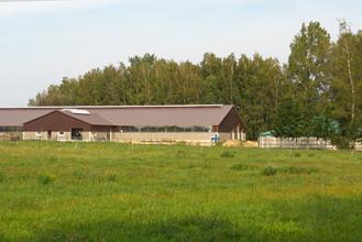 Ściany do obory i zbiorniki dla rolnictwa