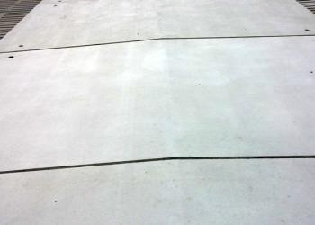 Betonowe płyty legowiskowe dla bydła