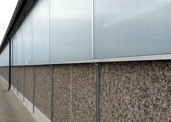 Ściany warstwowe do obory