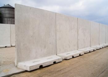 Prefabrykowany silos betonowy