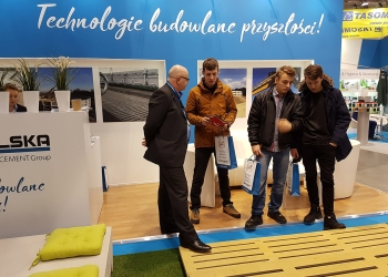 Ferma Bydła w Nowej Hali Expo - Łódź - Precon Polska