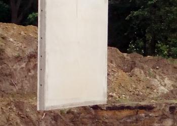 Budowa zbiornika na odpady poubojowe