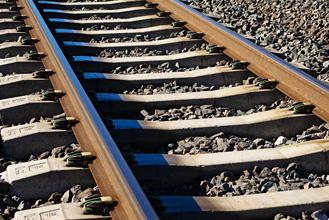 Infrastruktura kolejowa - podkłady
