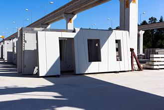 Prefanrykaty betonowe dla budownictwa mieszkaniowego