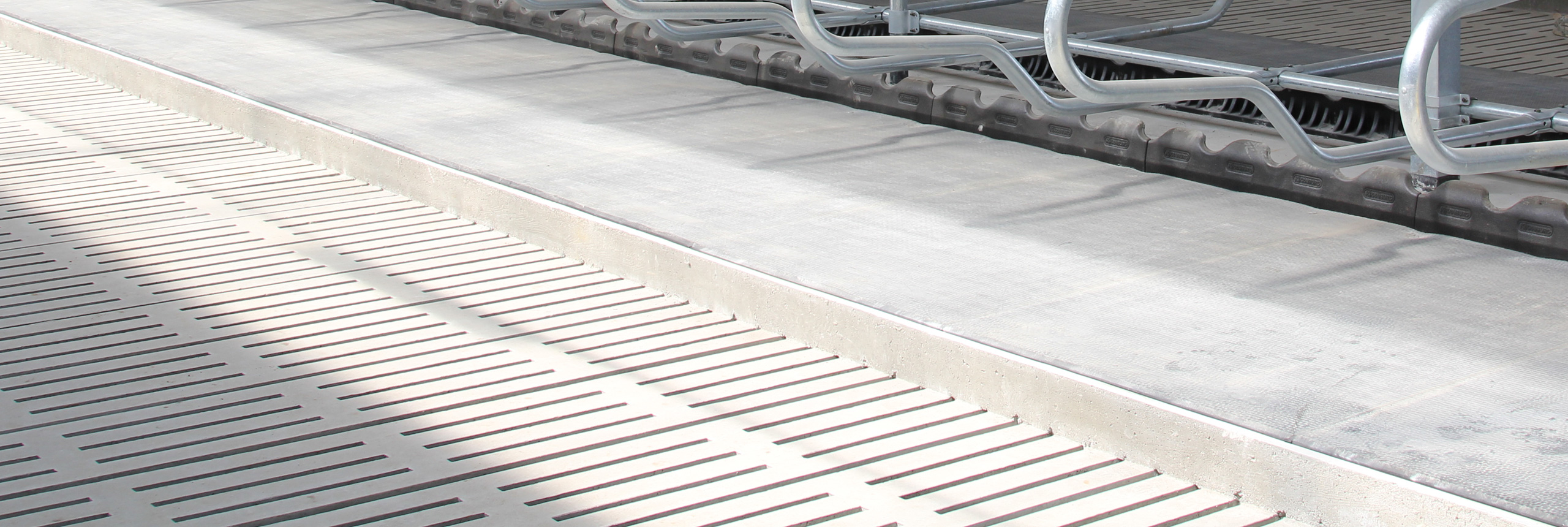 Podłogi rusztowe dla bydła Precon Polska