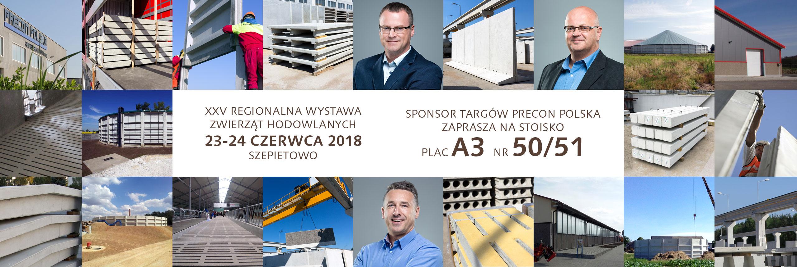 Targi Rolnicze Szepietowo 2018 - Precon Polska