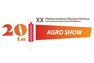 Targi rolnicze Agro Show Bednary 2018