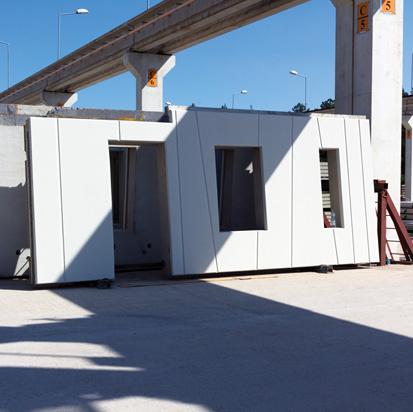 Prefabrykaty dla budownictwa mieszkaniowego
