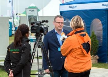 Precon Polska na targach rolniczych Agro Show 2017 w Bednarach zaprezentowała prefabrykaty betonowe: podłogi rusztowe dla trzody i bydła, legowiska i silosy na kiszonki