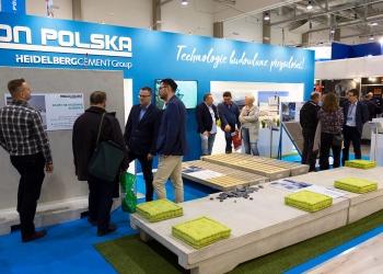 Stoisko Precon Polska na targach Ferma 2018 w Nowej Hali Expo w Łodzi 2018