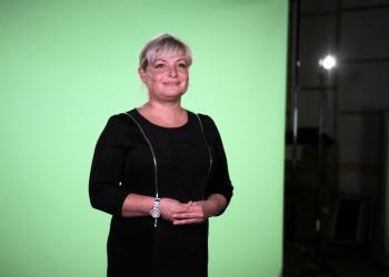 Agnieszka Michalska w Sanden Studio, Norwegia