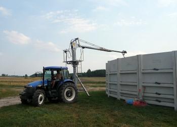 Zbiorniki na gnojowicę